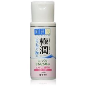ロート製薬 肌研(ハダラボ)極潤ヒアルロン乳液140ml