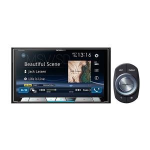 PIONEER AVIC-CZ901 サイバーナビ [7V型ワイドVGA地上デジタルTV/DVD-V/CD/Bluetooth/USB/SD/チューナー・DSP AV一体型メモリーナビゲーション]|aprice