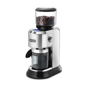 デロンギ(Delonghi) KG521J メタルシルバー デディカ コーン式コーヒーグラインダー