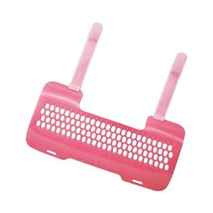 AIWA 布団のダニの退治・駆除に 掃除機ヘッドカバー 掃除機に付けるだけ ピンク|aprice