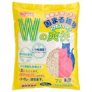 ペグテック Newトフカスパイン 7L 猫砂の関連商品5
