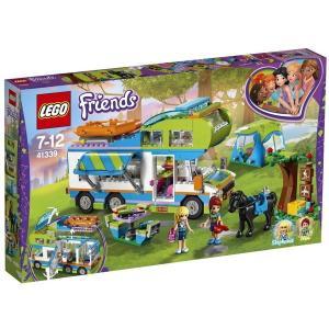 LEGO レゴフレンズ ミアのキャンピングカー 41339|aprice