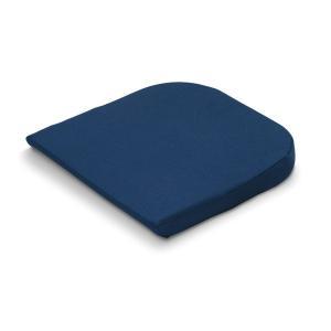 Tempur ドーナツクッション ダークブルー テンピュール 快眠枕 オフィス用 枕 まくら クッシ...