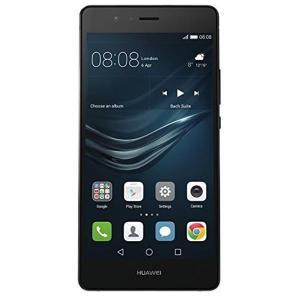 Huawei VNS-L22 Black(ブラック) [スマートフォン 5.2インチ液晶 Android 6.0搭載 SIMフリー] aprice