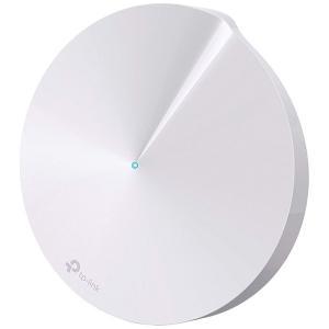 TP-Link WiFi 無線LANルーター トレンドマイクロ アンチウイルス機能 デュアルバンド AC1300 メッシュWi-Fiシステム Deco M5 1ユニットV2.0