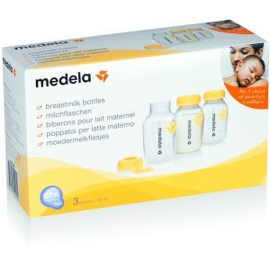メデラ 母乳ボトル 150ml (3本セット)の商品画像|ナビ