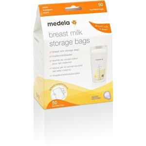 メデラ 母乳保存バッグ (50枚入り)の商品画像|ナビ
