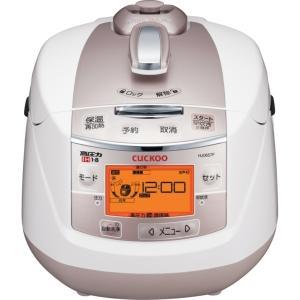 CUCKOO 1.8気圧 IH高圧力 発芽玄米炊飯器 6合炊き CRP-HJ0657F  CRPHJ...