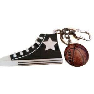 キッズ アクセサリー Adelaide New York バスケットボール キーホルダー 男の子 女の子 アクリル スワロフスキー ギフト プレゼント 野球 apricos