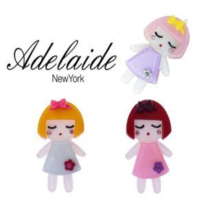 efb25028d4c6e キッズ ヘアアクセサリー Adelaide New York リトルガール ヘアクリップ スワロフスキー アデレイドニューヨーク 女の子