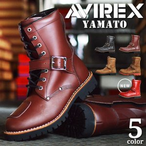 AVIREX アビレックス YAMATO ヤマト ワークブー...