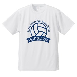 PTA バレーボール Tシャツ ドライ ウェア 練習着 チーム クラブ V501 送料無料|apricot-uns