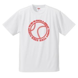 【名入れ】ソフトボール 野球 Tシャツ ドライ ウェア 練習着 チーム クラブ 全12色  S702 送料無料|apricot-uns