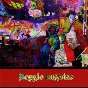 Boggie Bobbies(ボギーボビーズ):Boggie Bobbies【音楽 CD Mini Album】|aprilfoolstore