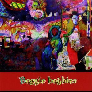 Boggie Bobbies(ボギーボビーズ):Boggie Bobbies【音楽 CD Mini Album】|aprilfoolstore