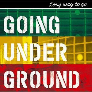 GOING UNDER GROUND(ゴーイング・アンダー・グラウンド):LONG WAY TO GO【音楽 CD Maxi Single】|aprilfoolstore