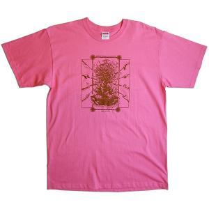 【送料無料】JOKE FACTORY(ジョークファクトリー):合同コント公演「極楽旅行」オリジナルTシャツ/アザレア/メンズL【ファッション お笑い Tシャツ】|aprilfoolstore