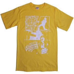 カミソリ☆彡レター:Tシャツ(購入特典缶バッジ付)/レモンゼスト/メンズS&メンズL【ファッション バンド Tシャツ】|aprilfoolstore