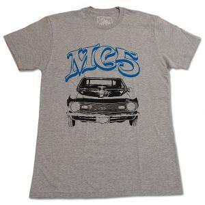 MC5(エムシーファイヴ):CAMARO/グレー/メンズM【ファッション バンド Tシャツ】|aprilfoolstore