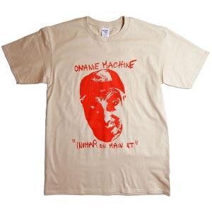 オナニーマシーン:イノマー救済 INOMAR ON MAIN ST Tシャツ/サンド/メンズ&レディース/ファッション バンド Tシャツ/メール便対応可|aprilfoolstore