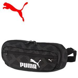 ウエストポーチ メンズ レディース プーマ PUMA AOP SL9 ウエストバッグ ヒップバッグ スポーツ カジュアル 男女兼用 鞄 ボディバッグ かばん/077135|apworld