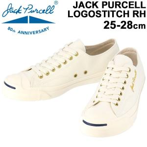 スニーカー メンズ シューズ ジャックパーセル JACK PURCELL ロゴステッチ RH/ローカ...