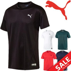 Tシャツ 半袖 メンズ プーマ PUMA A.C.E. S/S TEE スポーツウェア トレーニング...