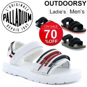 サンダル メンズ レディース palladium パラディウム OUTDOORSY ストラップサンダル スポーツ カジュアル アウトドア レジャー ベルクロ シューズ 靴/75652|apworld