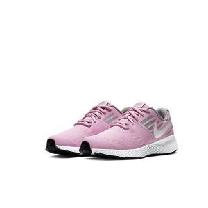 キッズ シューズ ジュニア スニーカー 女の子 ナイキ NIKE スターランナー GS/子供靴 22.5-25.0cm ひも靴  靴/907257-|apworld