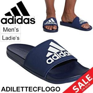 スポーツサンダル シャワーサンダル メンズ レディース シューズ アディダス adidas アディレッタ CF ロゴ ADILETTE CF LOGO/スライド/ADILETTECFLOGO-|apworld