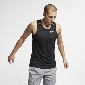タンクトップ ノースリーブシャツ メンズ ナイキ NIKE DRI-FIT マイラー タンク/スポー...