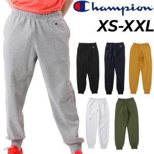 スウェットパンツ メンズ/チャンピオン champion トレーニングウェア 男性用 スエット フィットネス ジム C3LS253 スポーツウェア/C3-LS253|apworld