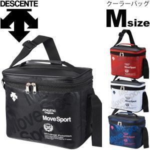 保冷バッグ クーラーバッグ Mサイズ デサント DESCENTE MoveSport 500mlペッ...