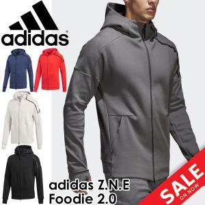 トレーニング ジャケット メンズ/アディダス M adidas Z.N.E. フーディー 2.0/男性 アウター スウェット/DTU27|apworld