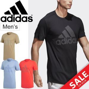 Tシャツア 半袖 メンズ アディダス adidas M ID Big Logo/トレーニングシャツ 男性 ビッグロゴ/EEN83|apworld