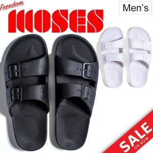 サンダル メンズ フリーダムモーゼ FREEDOM MOSES スライドサンダル 男性用 カジュアル アウトドア ビーチ リラックス シューズ 靴/FreedomMoses|apworld