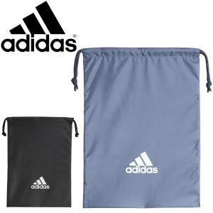 シューズバッグ アディダス adidas EPS 2.0 シューズサック 靴入れ 巾着タイプ メンズ レディース ジュニア スポーツ ジム 試合 旅行 鞄 シューバッグ/ FTG49|apworld