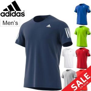 Tシャツ 半袖 メンズ アディダス adidas オウン ザ ラン TEE スポーツウェア 男性用 半袖シャツ クルーネック トップス/FWB26-M apworld