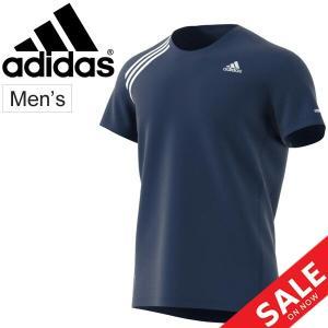 Tシャツ 半袖 メンズ ランニングシャツ アディダス adidas OWN THE RUN TEE/スポーツウェア マラソン ジョギング/FYR48 apworld