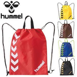 ナップサック メンズ レディース キッズ ジュニア ヒュンメル hummel ジムサック スポーツバッグ/HFB7082|apworld
