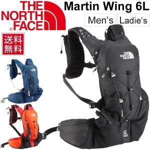 トレイルランニングパック バックパック メンズ レディース ザノースフェイス THE NORTH FACE マーティンウィング6 6L Martin Wing 6 正規品/NM61526 apworld