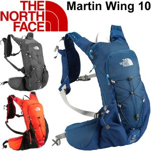 トレランパック メンズ レディース ザノースフェイス THE NORTH FACE マーティンウィング10 バックパック 10L 定番 鞄 正規品/NM61527 apworld