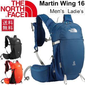 トレイルランニングパック バックパック メンズ レディース ザノースフェイス THE NORTH FACE マーティンウィング16 トレランパック Martin Wing 正規品/NM61528 apworld