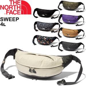 ウエストポーチ ウエストバッグ 4L メンズ レディース/ノースフェイス THE NORTH FACE Sweep スウィープ/アウトドア カジュアル 鞄 ボディバッグ /NM72100|APWORLD