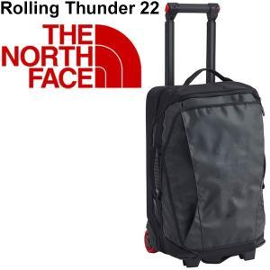 キャリーバッグ スーツケース メンズ レディース/ザノースフェイス THE NORTH FACE ローリングサンダー22インチ 40L スーツケース/NNM81810【ギフト対応不可】|apworld