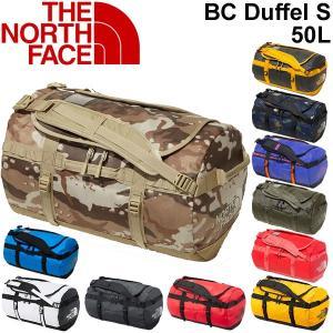 ダッフルバッグ THE NORTH FACE ベースキャンプ ノースフェイス BCシリーズ ボストンバッグ Sサイズ 50L バックパック/NM81815|apworld