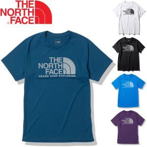 半袖Tシャツ ランニングシャツ メンズ THE NORTH FACE ノースフェイス SS GTDロゴクルー/スポーツウェア トレーニング ジョギング ジム/NT12092 apworld