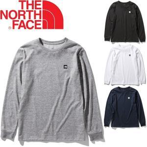 Tシャツ 長袖 メンズ THE NORTH FACE ノースフェイス ロングスリーブ スモール ボッ...