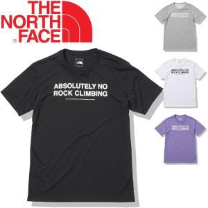 半袖 Tシャツ メンズ ノースフェイス THE NORTH FACE  S/S ANRCティー/スポーツウェア 速乾 UVカット アウトドア カジュアル 男性 トップス/NT32170|APWORLD