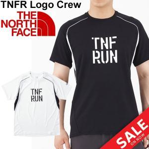 Tシャツ 半袖 メンズ/ザノースフェイス THE NORTH FACE TNFRロゴクルー/ランニングシャツ スポーツウェア 男性用 半袖シャツ/NT81875|apworld